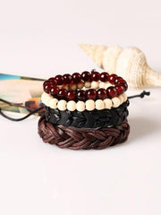 Multi-Hand-Woven Retro Ethnic Bracelet Accessories