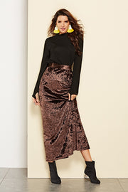 High Waist Skirt Bottoms