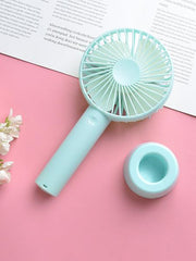 Silent Mini Handheld USB Charging Small Fan