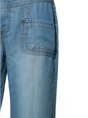Belted Empire Casual Jean Pants