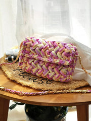 Fashion Colorful Handmade Bag