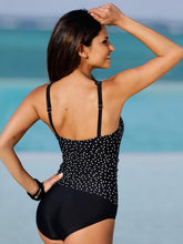 Digital Printed One-piece Swimsuit