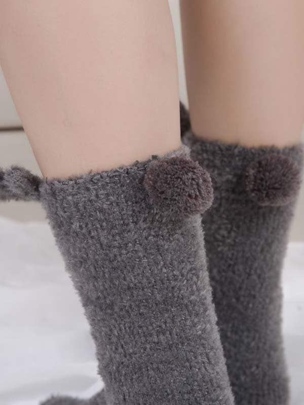Lovely 2 Colors Socks