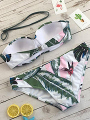 Troop Leave Bikini Swimsuit