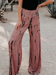 Casual  Wide Leg Pants Bottom