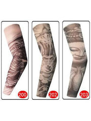 Sunscreen Tattoo Arm Sleeves