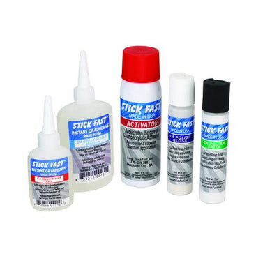 StickFast Glues - Wood Acrylic Supply