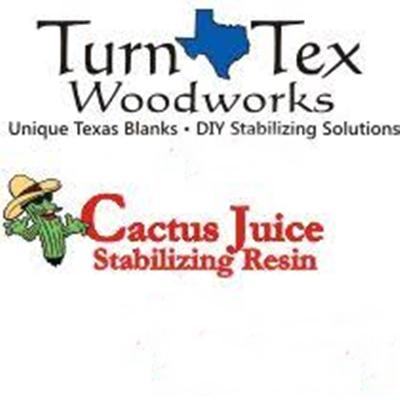 TurnTex Cactus Juice & Stabilization Equipment - Wood Acrylic Supply