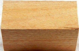 "Canarywood 1 pc Bottle Stopper 1 1/2"" x 2 1/2""Blanks - Wood Acrylic Supply"