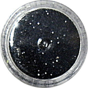 Inlace Inlay Metallic Dust  1pc 3 Gram Jar of  Black - Wood Acrylic Supply