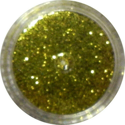 Inlace Inlay Metallic Dust  1pc 3 Gram Jar of  Gold - Wood Acrylic Supply