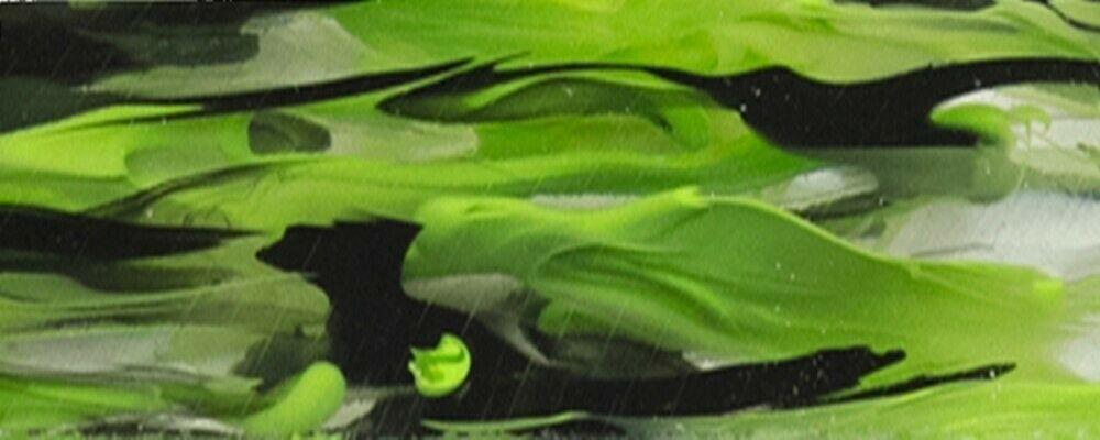 "Duck Weed Mist BTW42KSM Acrylic (2 pc) Knife Scale 1/4"" x 1 1/2"" x 6"" - Wood Acrylic Supply"