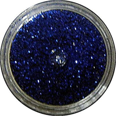 Inlace Inlay Metallic Dust  1pc 3 Gram Jar of  Blue - Wood Acrylic Supply