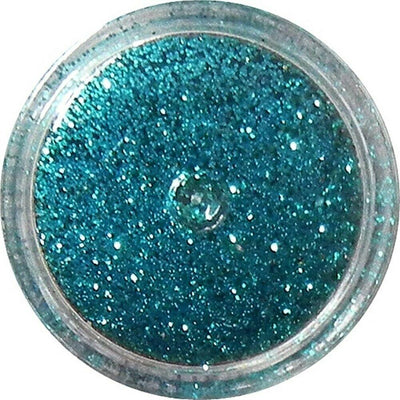 Inlace Inlay Metallic Dust  1pc 3 Gram Jar of  Sea Green - Wood Acrylic Supply