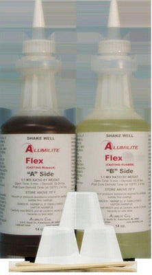 Alumilite Flex Series Urethane **Reformulated!** FLEX 50