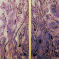 "Purple Haze Acrylester #57 (2 pc) Knife Scales 3/16"" x 3/4"" x 6"" - 1618 - Wood Acrylic Supply"