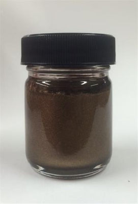 Inlace Inlay Metallic Dyes 1 Ounce Glass Jar Antique - Wood Acrylic Supply