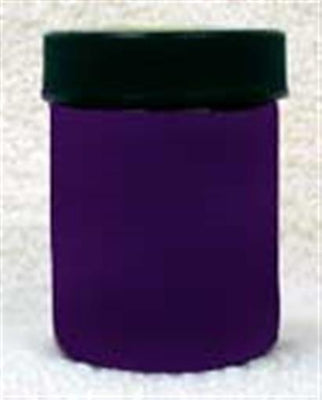 Inlace Inlay Solid - Opaque Violet Dye Color 1 Ounce Glass Jar 61006