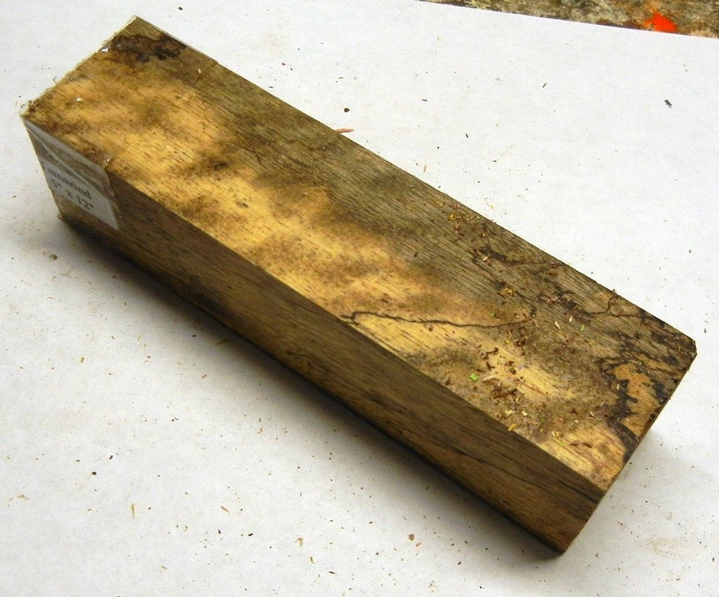 "Tamarind Spalted (1 pc) Game Call 1 1/2""sq x 6"" - 1171"