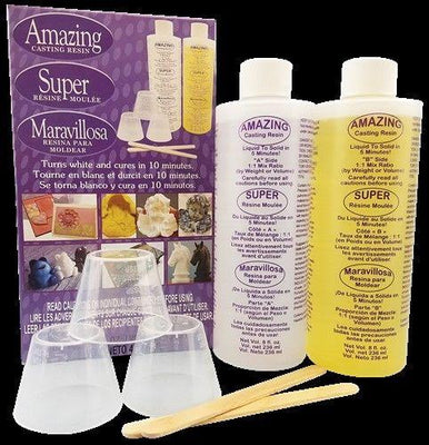 Alumilite Amazing White Casting Resin 16 OZ