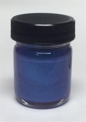 Inlace Inlay Metallic Dyes 1 Ounce Glass Jar Purple Haze