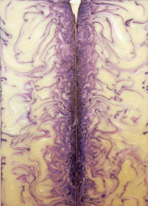 "Purple Haze Acrylester #57 (2 pc) Knife Scales 3/8"" x 2"" x 6"" - 1615"