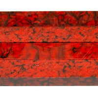 "Crimson Pebble Acrylic Pen Blank - Batch 2 3/4""x3/4""x5"" BTWPBM1072 (1 pc) - Wood Acrylic Supply"