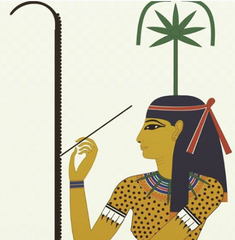 Seshat Goddess of Wisdom