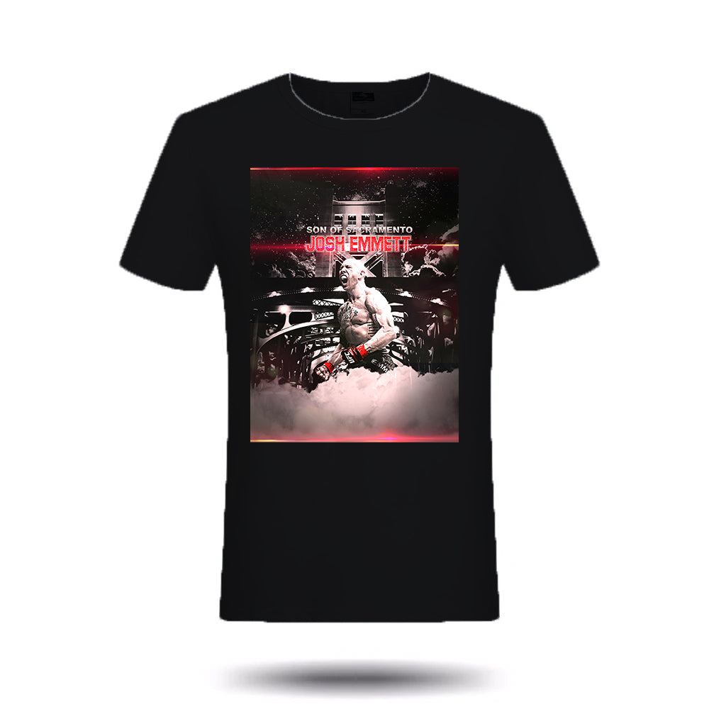 Josh Emmett UFC Sacramento Fight Night 155 T-Shirt