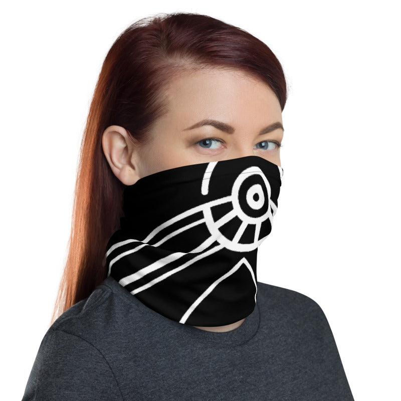 Sky Naturals CBD Emblem Neck Gaiter and Face Covering