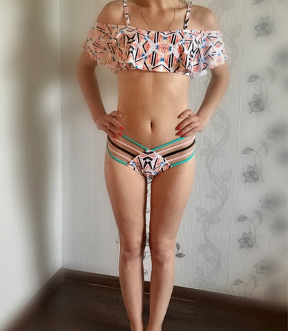 Tempting Rozy Bikini set