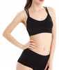 Image of Padded sweat absorbent sports bra