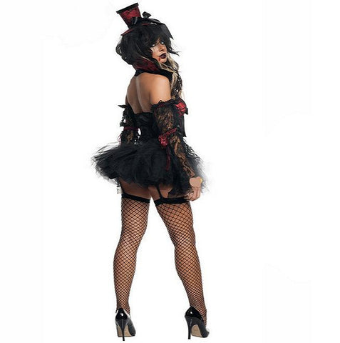 Vampire fancy Mini Corset Dress