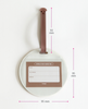 Image of Luggage Creative Map Tag