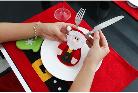 Christmas Tableware 12pcs