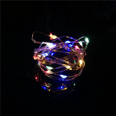 LED Copper Wire Fairy Lights