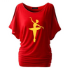 Image of Dancing Ballerina Vinyl T-shirt
