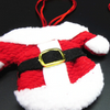 Image of Christmas Santa Skirt pants Tableware- 6pcs