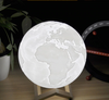 Image of 3D colorful Earth Lamp