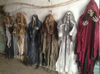 Image of Horror Hanging Ghosts Haunted House- 5 Feet(160 cm) tall