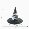 Image of Black Witch Hat