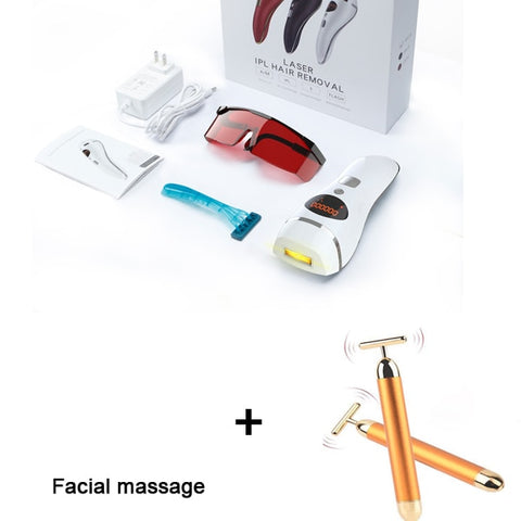 350000 IPL Laser Hair Epilator
