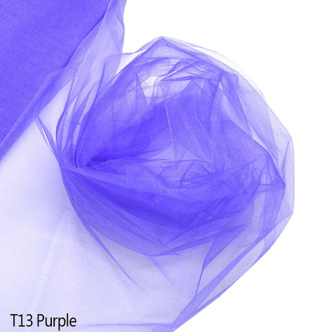 Crystal Organza Gauze Element for DIY Decoration