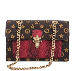 Designer Retro Messenger Crossbody Bags