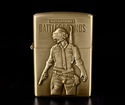 PUBG Kerosene Windproof Lighter