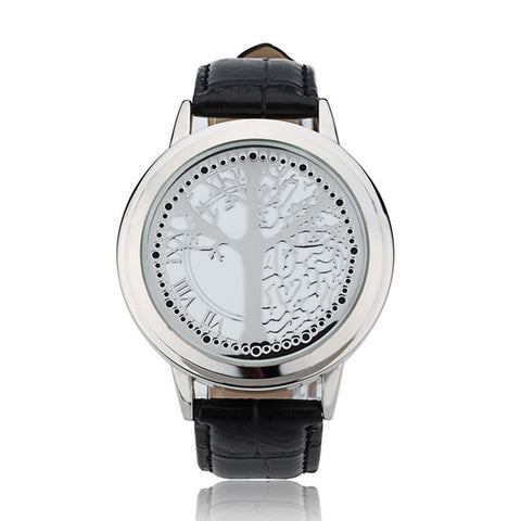 Creative Touch Screen LED Watch
