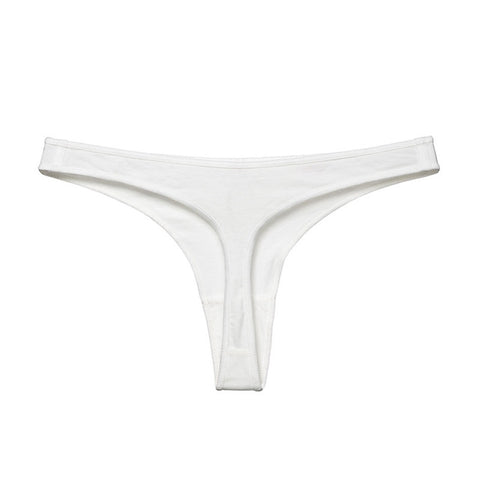 Ravishing Cotton Briefs G-thong Panties