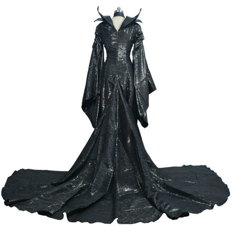Maleficent Black Witch Cosplay