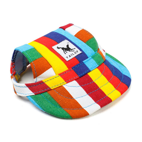Baseball Canvas Hat For Dogs