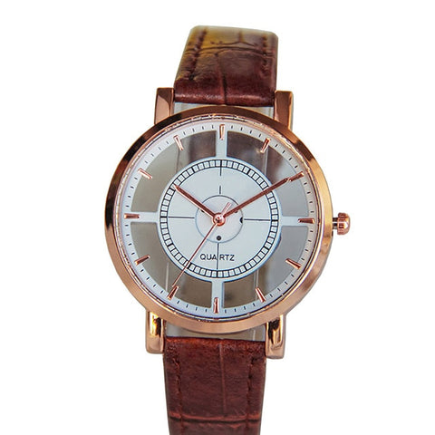 Hollow Luxury Quartz Wristwatches